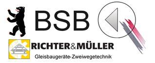 BSB-Saugbagger Richter&Mueller Gleisbaugeraete